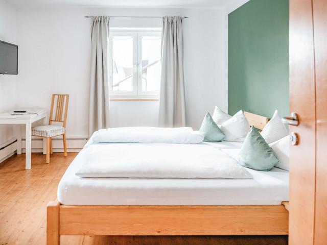 Doppelzimmer im 1. OG - Pension Streber-Kraus
