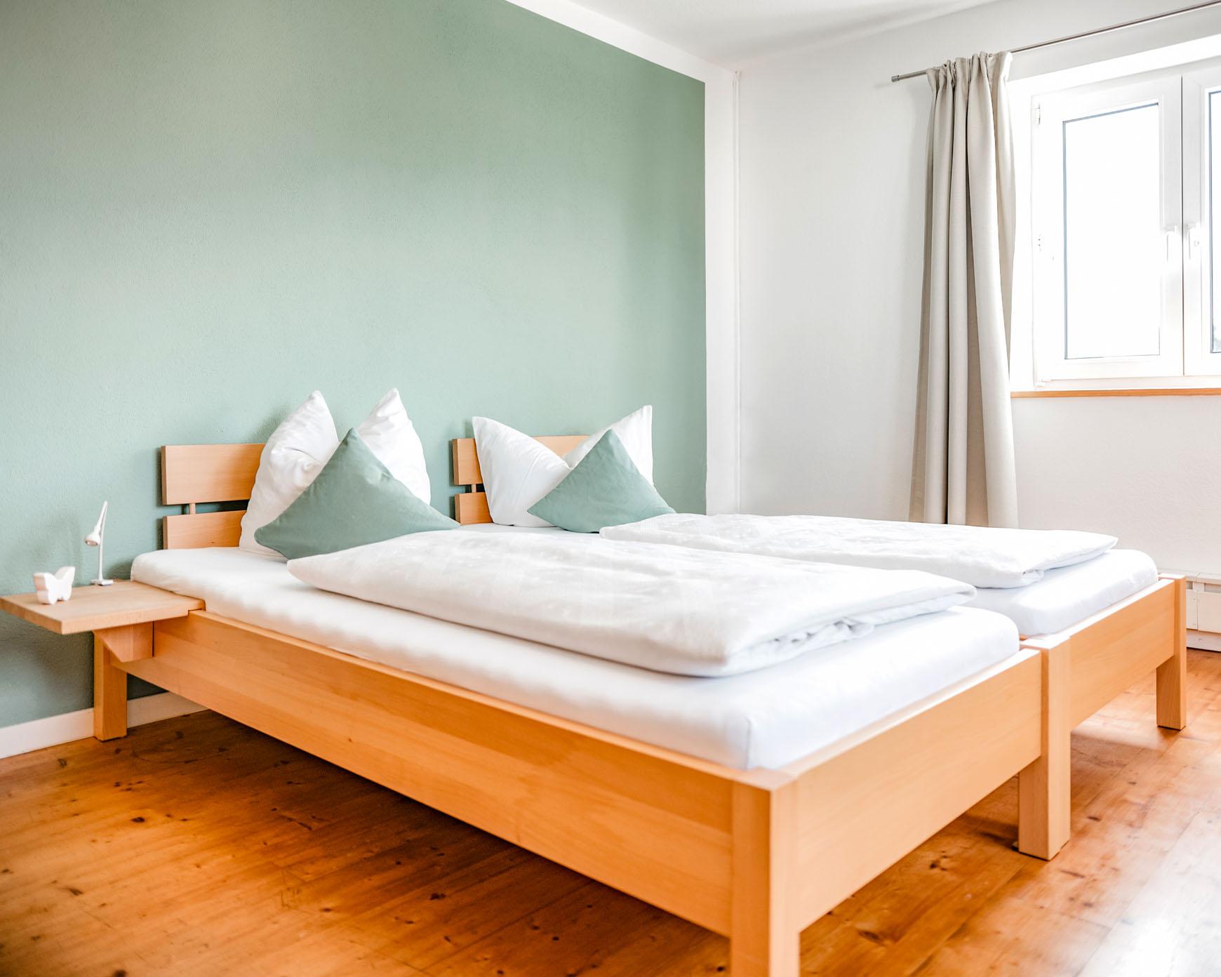 Doppelzimmer - Betten